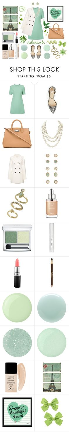 """""""What's Your Power Outfit?"""" by ready2wear ❤ liked on Polyvore featuring McQ by Alexander McQueen, Wallis, MaxMara, Chanel, Marni, Accessorize, French Connection, Christian Dior, RMK and Bobbi Brown Cosmetics"""