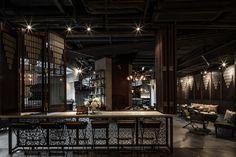 Joyce Wang's Hong Kong Restaurant Named World's Best Interior of 2014