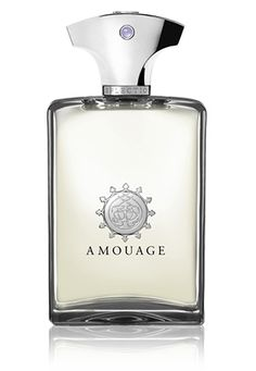 Reflection Man Amouage. Top notes are rosemary, pimento and rose de mai; middle notes are orris root, jasmine and neroli; base notes are sandalwood, patchouli, vetiver and cedar.