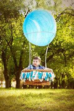 Foto souvenir globo aerostático