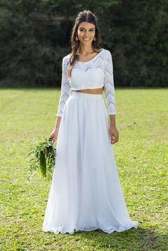 5x wedding dress