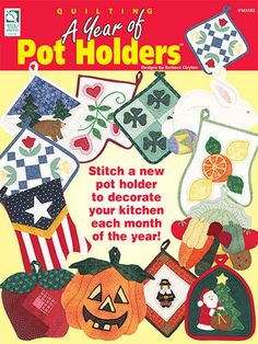 A Year of Pot Holder