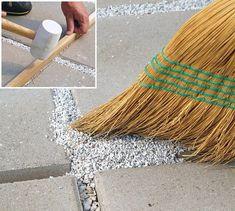 How to Install a Paver Patio Paver patio, Patio pavers