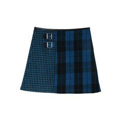 バイカラーチェックスカート and other apparel, accessories and trends. Browse and shop 1 related looks.
