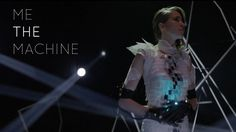 Imogen Heap - Me The Machine (Official Video)  Me The Machine was written using the Mi.Mu Glove for Music that Imogen and a team of scientists and musicians have been developing.  The song was first premièred during a webcast on Earth Day, 22nd April 2012. The entire performance was powered by alternative energy using solar panel and bicycle pedal power!  The video (shot at Camden's Roundhouse) features Imogen controling both sound and lighting with The Gloves. ‪#‎sparksfacts‬ #ImogenHeap