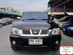 Japanese vehicles to the world: 19TNEC502 2005 Nissan Navara Double cab pick up 4W...