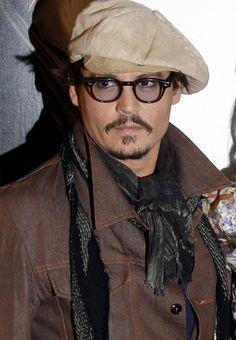 Hanna Hats Gatsby Newsboy Johnny Depp tweed cap [bigapple-depp-hanna-tweed-01] - €45.00 : Cappelleria Melegari, The Art of Hats