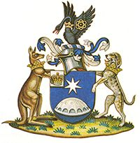 The Australian Academy of Science  coat of arms