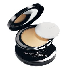 Avon Smooth Minerals -  I like this very much.  The key is to buff it in and it it makes a pretty finish.