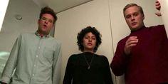 Search Party saison 2 s'est conclue fin 2017 et mérite largement sa place dans le top des meilleures séries. Creusant toujours plus dans une Detective Dark Comedy aux acteurs épatants, elle promet une saison 3 incontournable !