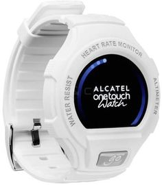 Alcatel Go Watch White & Light Grey Smartwatch on November 12 2016. Check details and Buy Online, through PaisaOne.