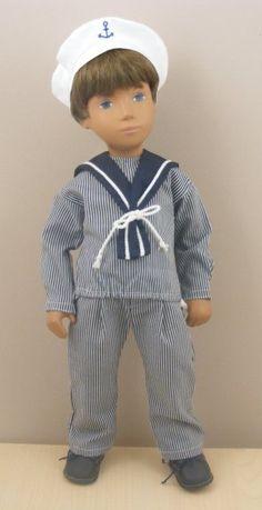 Ruths Dolls - Sasha Doll Sailor Boy GREGOR OUTFIT