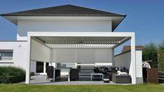Stínící technika Anse pro soukromé i veřejné objekty - FWDS Europe, a. Pergola, Outdoor Decor, Home Decor, Decoration Home, Room Decor, Outdoor Pergola, Home Interior Design, Home Decoration, Interior Design