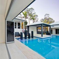 Enjoy perfect alfresco living with Quantum Bifold Doors   Architecture And Design