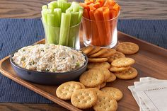 Delight everyone on gameday with our creamy Beer-Cheese Dip recipe! Spiked with ranch dressing, it adds just the right amount of hoppy good fun to the mix.