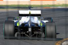 Brawn GP's double diffuser