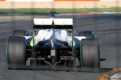 Brawn GP's double diffuser