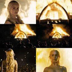 Daenerys Targaryen- Book Of The Stranger Season 6 Episode 4