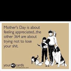 For all the mum's