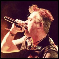AJ at The Clash