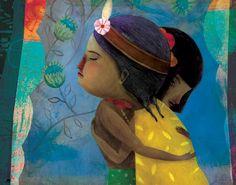 La princesa Malalta | Rebeca Luciani, Illustrator