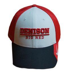 Denison Nike Big Red Hat Red/ White