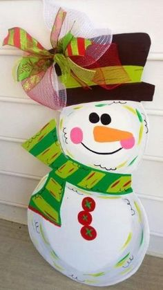 *SNOWMAN by YourMsMadhatter