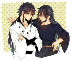 Ootsutsuki and Uchiha.  #uchiha #madara #ootsutsuki #indra