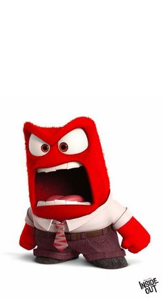 Anger is normal! Disney Pixar's Inside Out can help your kids learn how to cope with their everyday feelings.