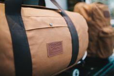 #brixton Bixby duffle bag