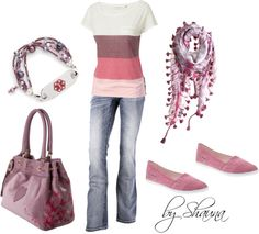 """""""I had to make this set to show how adorable this medical i.d. bracelet is. I 3 it!"""" by shauna-rogers on Polyvore"""