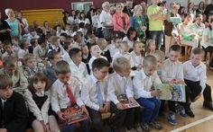 Zakończenie roku szkolnego w Szkole Podstawowej nr 141 w Łodzi
