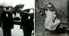 20+ Vintage Halloween Costumes That Will Scare You To Death | Bored Panda
