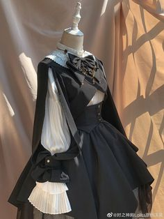 【-The Night Prayer-】 - Kleidung Ideen Pretty Outfits, Pretty Dresses, Beautiful Dresses, Old Fashion Dresses, Fashion Outfits, Vintage Dresses, Vintage Outfits, Mode Ulzzang, Mode Lolita