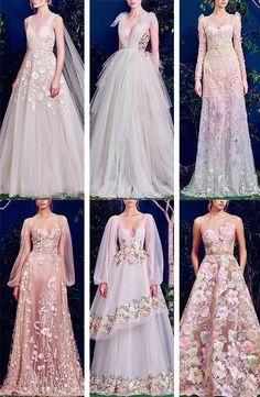 amda Al Fahim Fall/Winter 2016 RTW Evening Dresses, Prom Dresses, Formal Dresses, Couture Dresses, Fashion Dresses, Fantasy Gowns, Vetement Fashion, Beautiful Gowns, Dream Dress
