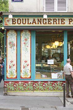 Boulangerie, Paris