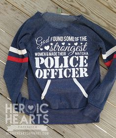 I married a Police Officer & yes.it's one of the things I've really liked in my life. No doubt.a wife has to be strong to be married to a Police Officer.much support, understanding, concern & prayers. He's one of the good guys! Police Girlfriend, Cop Wife, Police Officer Wife, Police Wife Life, Police Family, Love My Man, Leo Love, Sheriff Deputy Wife, Law Enforcement Wife