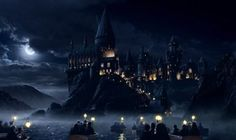 "I got Hogwarts School of Witchcraft and Wizardry! Which ""Harry Potter"" Wizarding School Would You Go To?"