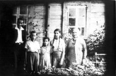 Utena, Lithuania, The Zand family. Sadly, all murdered in holocaust