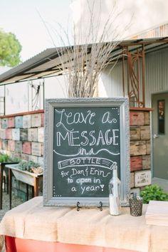 Intimate Rustic Wedding Ruffled