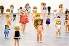 Zoe Leonard, Army of the Dolls   Judith E. Stein, Writer and Curator