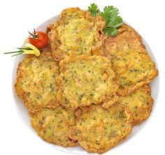 Ingredientes (4 personas): 250 gr. de camarones 1 rama de perejil 1 rama de cebollino 100 grs. de harina de garbanzos 100 grsl de harina de...