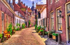 The old city of Amersfoort
