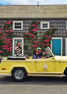 Classy Girls Wear Pearls: There Once Was A Trip To Nantucket. Preppy Places. Nantucket.