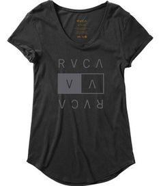 RVCA TEES / TANKS RVCA BALANCE T-SHIRT