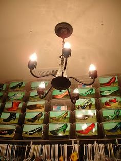 Shoe storage idea