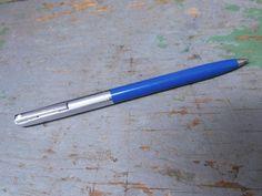 Vintage Sheaffer white dot ballpoint pen reminder clip #Sheaffer