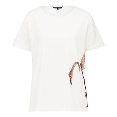New Arrivals   Flamingo Sequin Tee #frenchconnectionau #fcuk