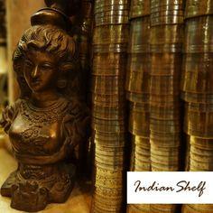 Statement pieces #bronze #statue