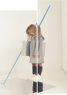 Space Time-Kids on the Moon AW2014/15
